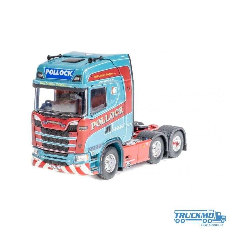 Tekno Pollock New Generation Scania S-Series 6 x 2 Solo 73453