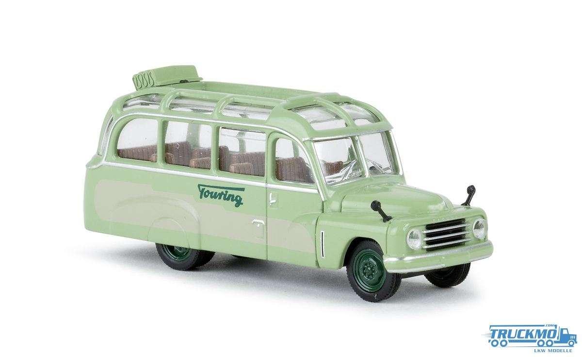 Brekina Touring Hanomag L 28 Lohner Bus 58183