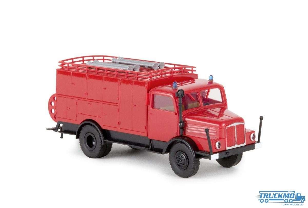 Brekina Feuerwehr IFA S 4000-1 SKW 14 71709