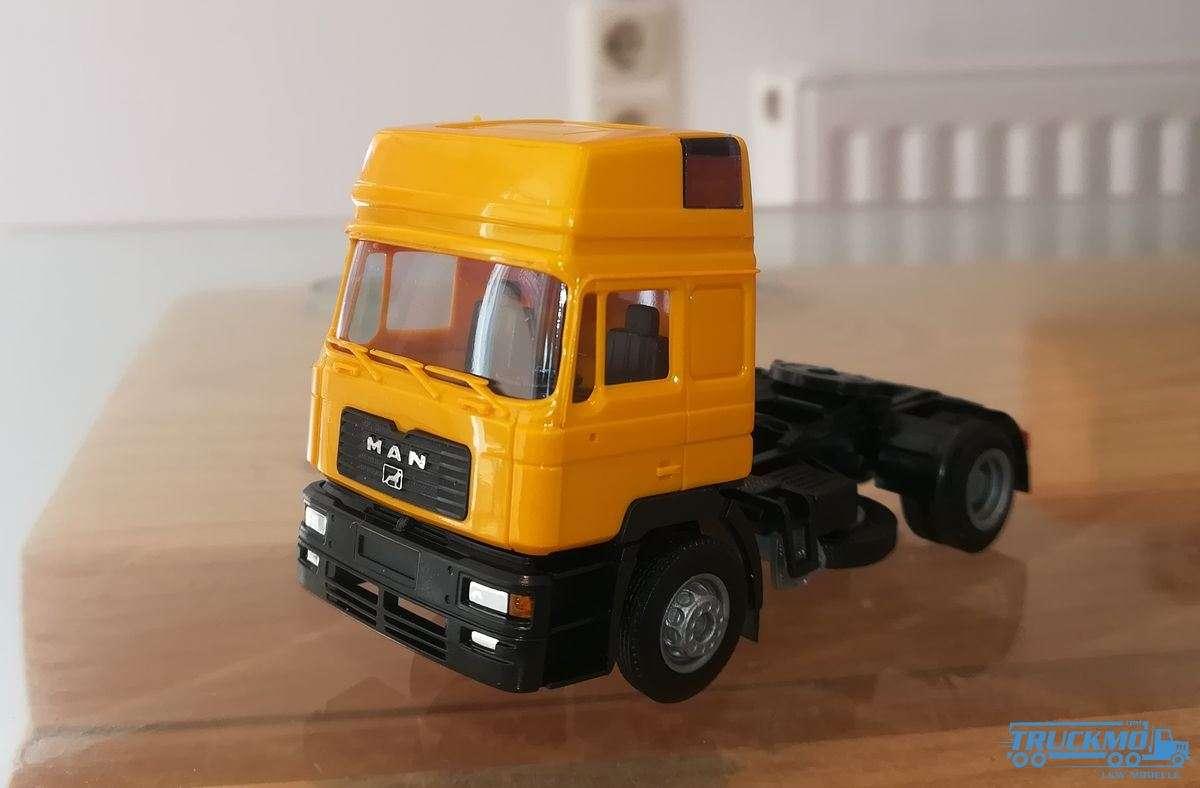AWM MAN F 2000 HD Evo gelb 6839.01