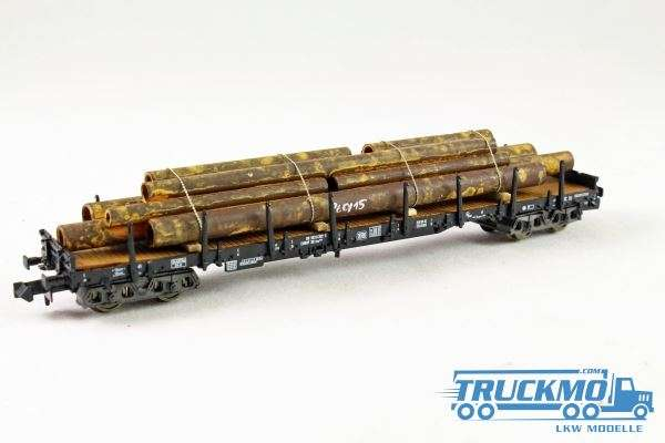 Ladegüter Bauer iron tubes N1022