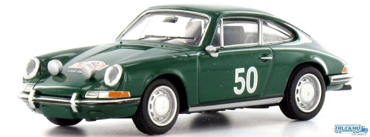 Brekina Rallye Monte Carlo 1966 Porsche 911 16220