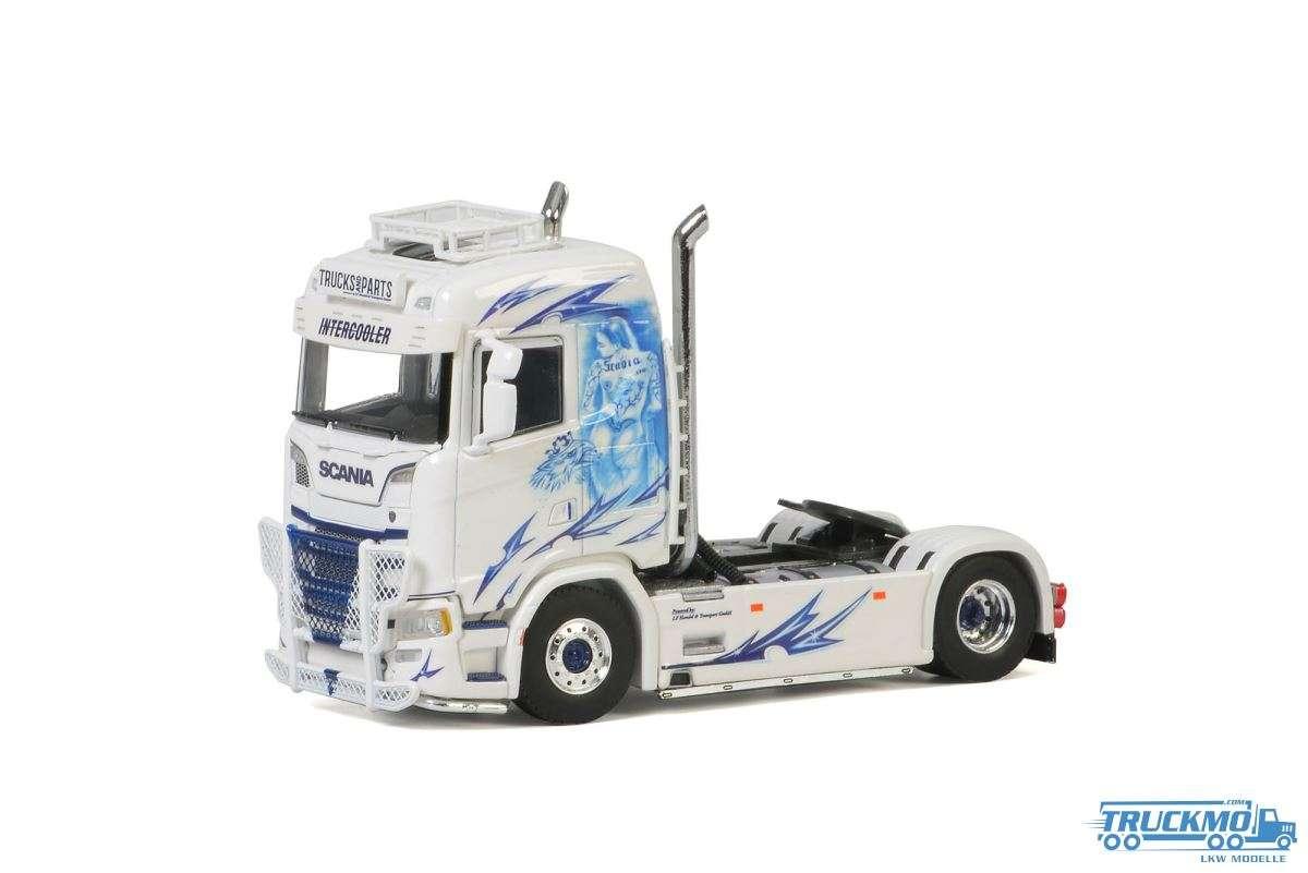 WSI LF Handel & Tranporte LKW Modell Scania S Normal CS20N 01-2819