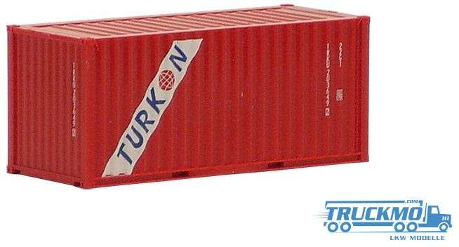 AWM Turkon 20ft. Container 491394