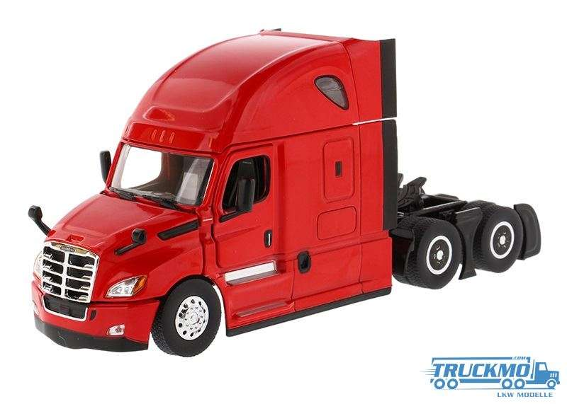 Diecast Masters Freightliner Cascadia Tractor rot 71029