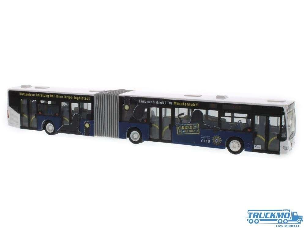 Rietze INVG-Polizeibus Mercedes Benz Citaro G Euro 4 67095