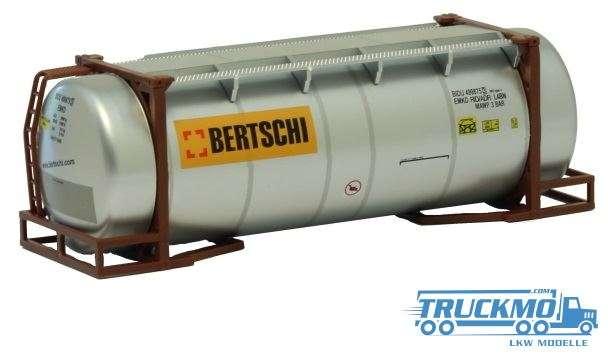 AWM Bertschi 26ft Tankcontainer silber 492131