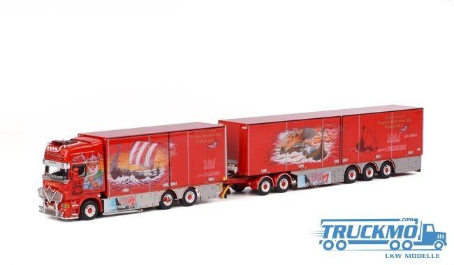 WSI Trans Härmä Viking Scania R Topline Hängerzug