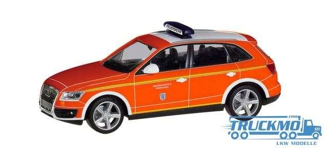 Herpa Feuerwehr Ingolstadt Audi Q5 Kommandowagen 094344