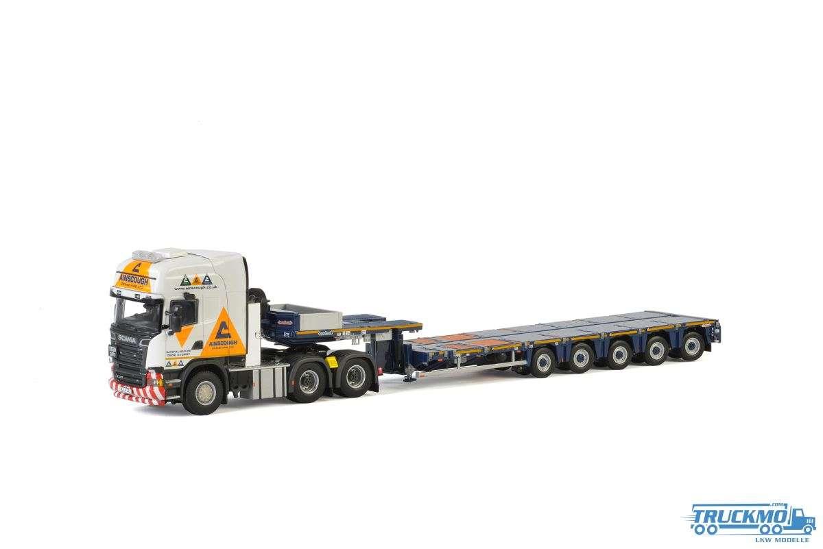 WSI Ainscough LKW Modell Scania Streamline Topline Nooteboom Multi-PX - 5 Achs 01-2220