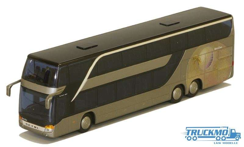 awm bus biene setra s 431 dt 74692 lkw. Black Bedroom Furniture Sets. Home Design Ideas