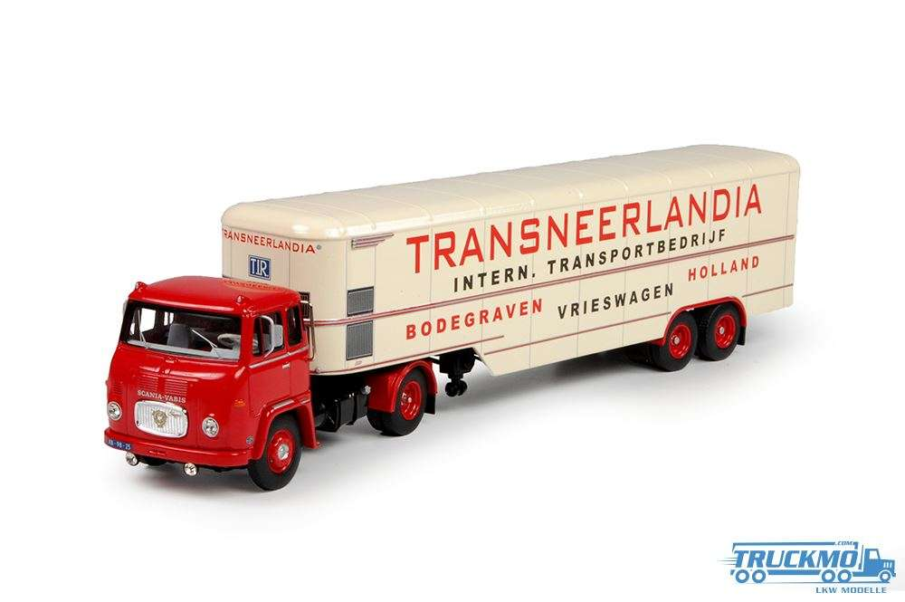 Tekno Transneerlandia Scania LB76 klassik-Auflieger 70130