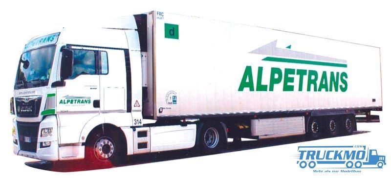AWM Alpetrans MAN TGX XLX / Aerop. - Kühl-KSZ