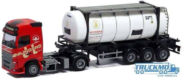 AWM SZ 20 ft.Tank-Container Gentenaar
