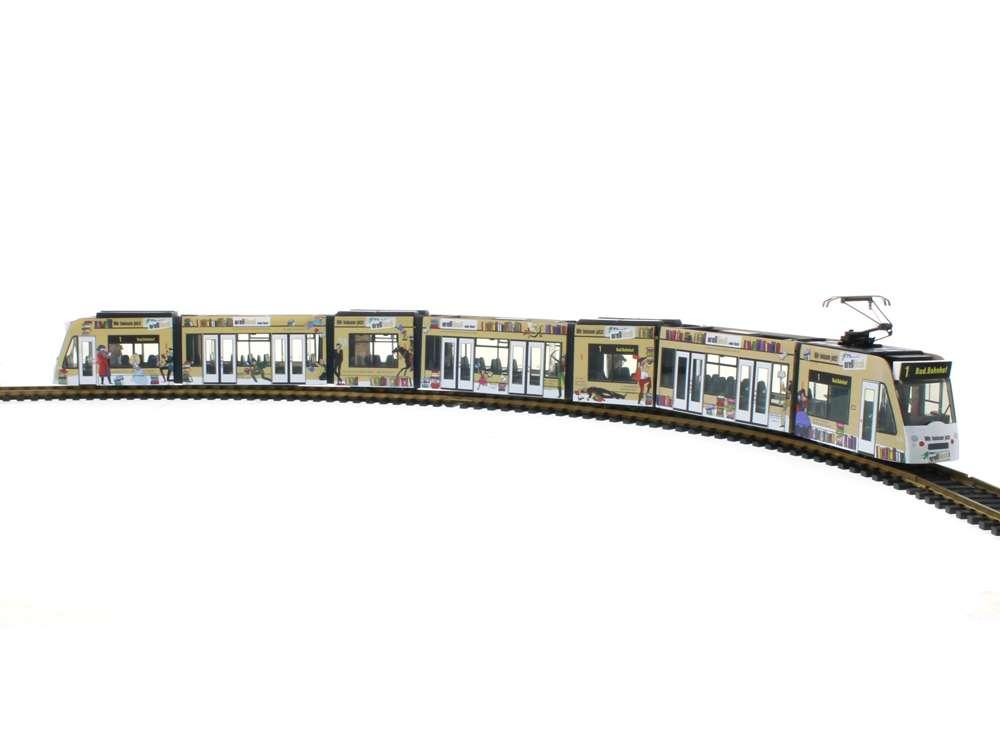 Rietze Orell Füssli Siemens Combino BVB STRA01023