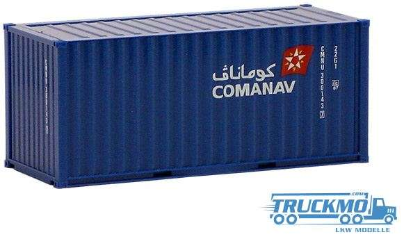 AWM Comanav 20ft. Container 491406