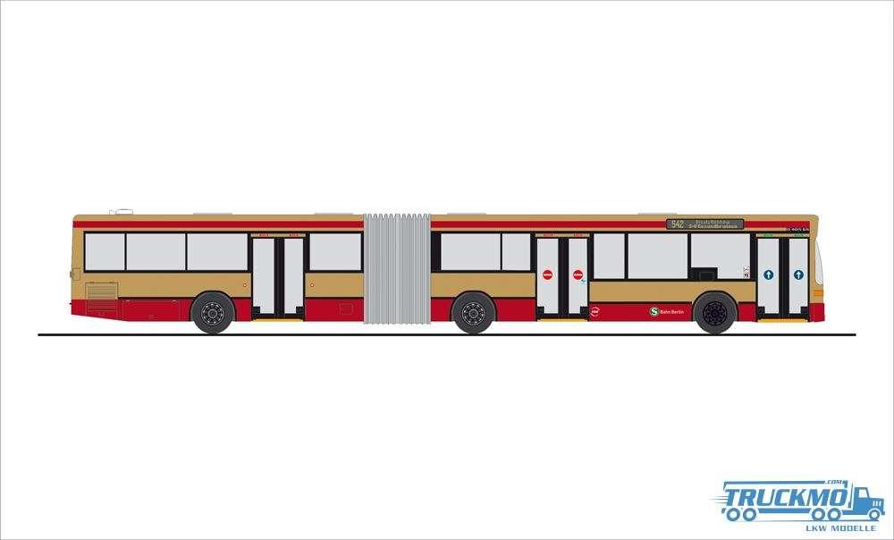 Rietze Unicitybus Dreyer - S-Bahn Berlin Mercedes Benz O 405 GN2 76425