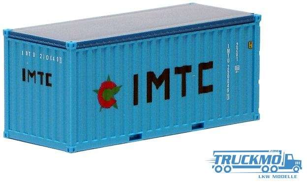 AWM IMTC 20ft. open Top Container 491892