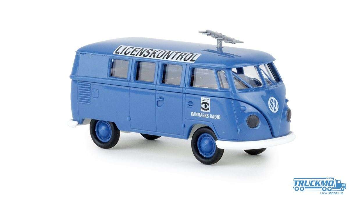 Brekina Danmarks Radio Volkswagen Kombi T1b 31591