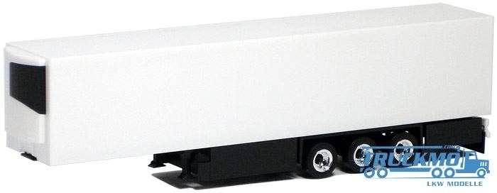 Herpa Medi Euro Kühlkoffer Auflieger 3 Achs 630560